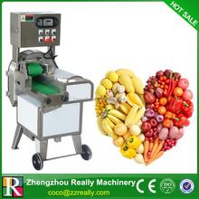 Cucumber, carrot,vegetable cutting machine