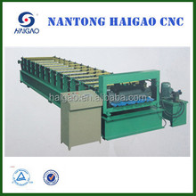 Single Layer CNC Color steel roll forming machine/Steel Metel Roofing Making Machine