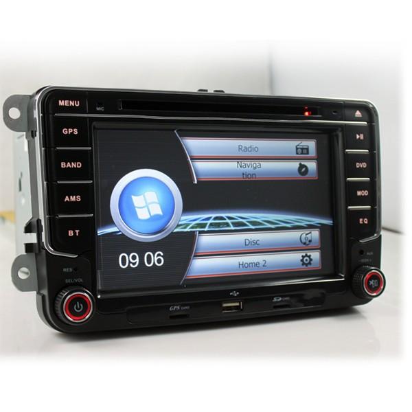 Whole Sale Cheap Volkswagen Vw Touareg Car Dvd,Radio,Audio,Vedio,Gps Multimedia Player - Buy ...