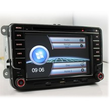 Whole sale cheap Volkswagen vw Touareg car DVD, radio, audio, vedio, GPS multimedia player