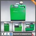 inyector de combustible diesel deinyección y la calibración de la bomba manchine