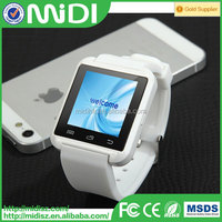 Factory supply bluetooth WristWatch u8 watch u8 Smart Watch,U8 Smart Bluetooth Watch For Android Ios Phone