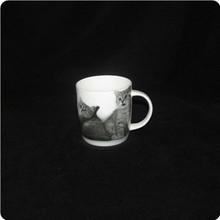 12oz ceramic coffee mug with lovely dog wholesale