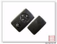Whosale price 3 button key blank for Toyota 433MHz AK007061