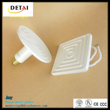 For drying vegetables small infrared ceramic heating element for drying vegetables