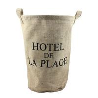 linet pillar recycled dust basket/collect bag/storage bag