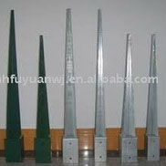 anchor steel galvanized post anchor ( professional manufacturer )