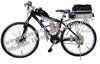 Hot sale!High-Tech New 2 stroke 80cc motorized bicycle kit gas engine