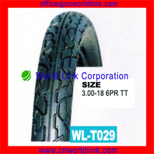 Best Selling Low Price High Quality Motorcycle Tyre and Tube