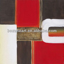 Islamic Modern Art Abstract Oil Painting for Living Room
