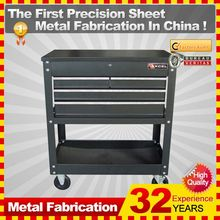 2014 new hot sale customized professional tool boxes for car trunk