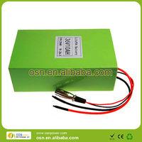 ebike akku 36v 10ah Lifepo4 battery pack for E-bike