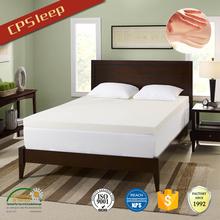 2015 Factory wholesale natural latex mattress topper, new design visco mattress, luxury massage mattress topper