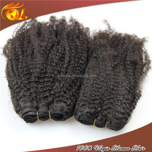 Top quality wholesale black hair products afro kinky curly hair
