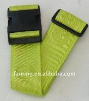 "2""x2m luggage belt luggage strap travel lock"