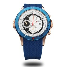 relogios masculinos 2015 New fashion luxury brand watch men clock Casual Watches Full Men Watch Military montre