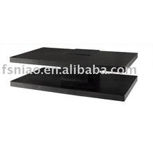 two layer wood coffee table BFJ852