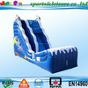 2015 giant inflatable slide for adult, dolphin inflatable slides for sale, sea world inflatable slide