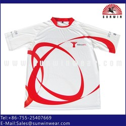 England rugby jersey custom design/OEM white rugby jersey sublimation printing/rugby wear shirt