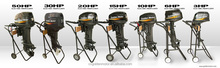 3HP, 5HP, 10HP, 15HP, 20HP ,30HP,50HP fishing boat electric propulsion outboard motors from China