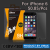 0.3mm 9H Anti Shock 2.5D Curved Edge Mobile Phone Smart Touch Tempered glass screen protector for Iphone 6