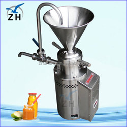 emulsified asphalt colloidal mill chilli paste producing machine