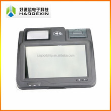 Android pos system with receipt thermal printer barcode scanner WLAN Ethernet WIFI payment terminal GC039B