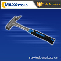 roofing hammer with tubular handle