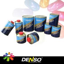 high-class, top coat 2k Hardener, 2k Thinner round, automotive car paints