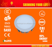 Round Housing 18W LED Panel Light with Morning Glory Picture