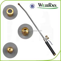(94074) muliti-purpose lance three nozzle spray gun water zoom