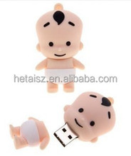 Hot sale Genuine usb 2.0 USB Flash Drive 4gb-32gb New Cartoon kids model memory flash stick pen drive