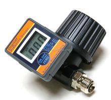 Adjustable air pressure regulator