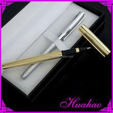 Promotional Refill Gold Metal Ballpoint Pen Metal Ball Pen From China Manufacturers