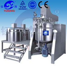 High Quality hair color cream making machineMaking