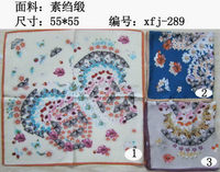 Latest most popular professional fashion Japanese silk scarf