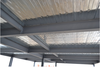 1.2mm thickness steel structure GI floor decking sheet /Quick installation GI floor decking sheet