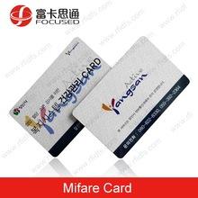 13.56mhz ISO 14443A mifare desfire ev1 4k card