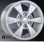 HRTC 16 X7.0 inch car accessories alloy wheels for MITSUBISHI MOTORS