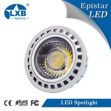 Factory 5w gu10 cob led spotlight with 3 years Warranty led spotlight price