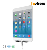 High quality neat display security device wall mount tablet holder with alarm