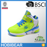 HOBIBEAR kid sports direct popular outdoor basketball shoes
