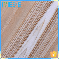 Excellent hardness light weight brown polyresin shower stone wall panel