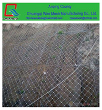 active protection network / wire mesh