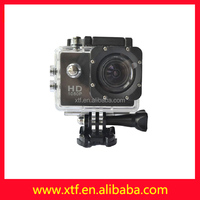 1.5 inches wide Angle 30 meters waterproof micro sd card hd DVR manual sport camera