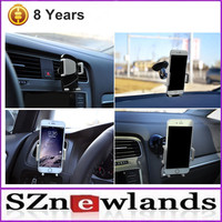 2015 Car Detailing Accessory For Cell Window Suction Cup Car Mount Holder For iPhone 6 Plus Samsung Galaxy S5