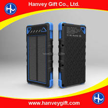 80000mAh Dual USB Portable Solar Battery Charger,portable charger