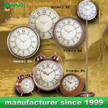 Metal wall decor / china home decor wholesale / vintage clock