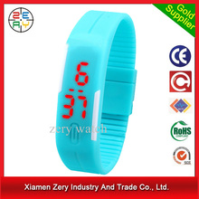 R0775 New arrival digital watch gifts bracelet watch, touch screen led watch ladies dress watches