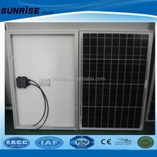 18V voltage poly 40w solar panel